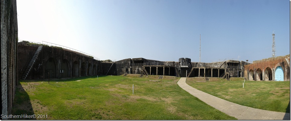Fort Morgan Stitch