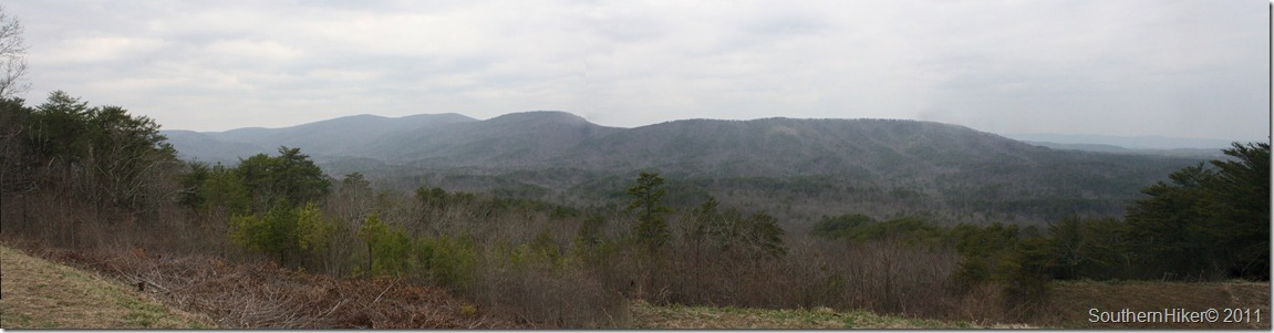 Cheaha State Park – Highest Point in Alabama