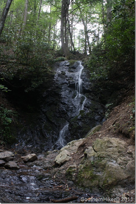 Cataract Falls–Hiking in the Smokies