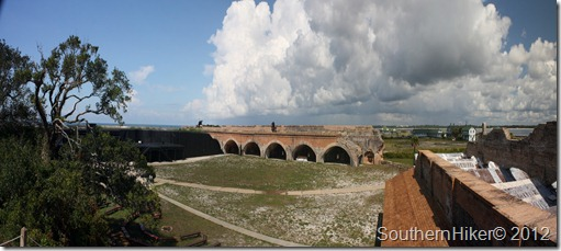 Fort Pickens–Pensacola, Florida