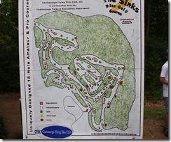 The Sinks Disc Golf–Chattanooga, Tennessee