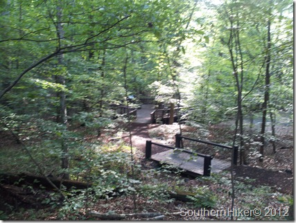 Piedmont Trail – Prince William Forest