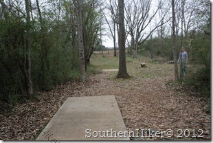 Sandy Creek Park Disc Golf